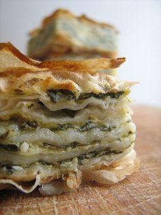 Serbian Sorrel Pie (Zeljanica)