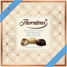 Gin Truffles Collection | Christmas Selection | Thorntons