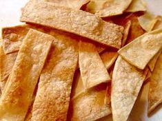 Homemade Tortilla Chips Recipe by ePressureCooker.com #tortilla #TortillaChips #Mexican #Snacks #SnackFoods #recipe #recipes