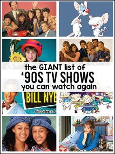 Just like all those movies, there were some amazing kids shows! Check out the full list of kids shows that you can watch again. 90s Tv Shows, Kids Shows, 90s Childhood, My Childhood Memories, Best Kids Watches, 90s Movies, Family Movie Night, 90s Cartoons, 90s Nostalgia
