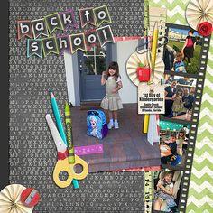 1st day of school 2015