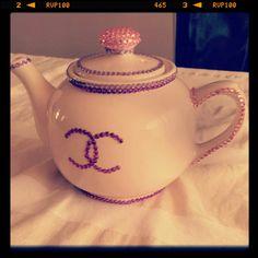 High Tea Theepot