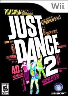 Amazon.com: Just Dance 2 - Nintendo Wii: Video Games - something fun for the family! I only want Just Dance 2 - better reviews and songs than the other Just Dance