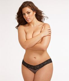 nude sexy plus models size