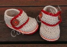 Chaussons Crochet, Baby Shoes, Creations, Slippers, Boutique, Facebook, Kids, Fashion, Glove