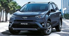 Vehicles - RAV4 - Toyota South Africa