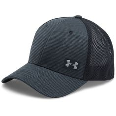 Under Armour 2017 Mens UA Blitz Trucker Cap Adjustable Hat e887a97ac436