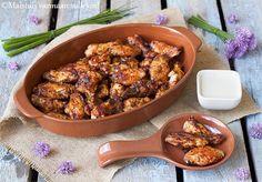 Maistuis varmaan sullekin!: Chicken wings