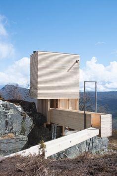 spatula:  (via ELDMØLLA Sauna / Arkitekt August Schmidt  Workshop NTNU-Trondheim  Arnstein Gilberg  Ina Samdal | ArchDaily)