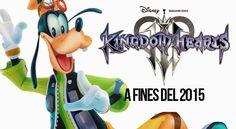 LIMA VAGA: Goofy anuncia que Kingdom Hearts 3 llegará a final...