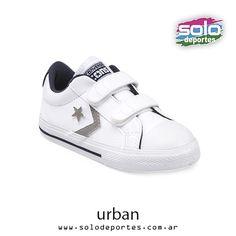 Star Player School Velcro Bebe Marca: Converse 200010738067001  $ 800,00
