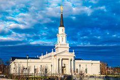 155. Hartford Connecticut Mormon Temple - 2016