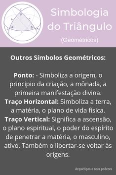 Geométricos Wicca, Witchcraft, Geometric Fashion, Meaning Of Triangle, Witchcraft Spells, Ancient Symbols, Spiritual Cleansing, Things I Love, Magick