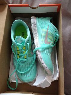 #NIKE Gym Shoes