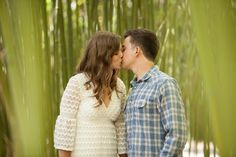 The bamboo gardens at Cheekwood are so beautiful #Nashville #engagement #photo #session #cheekwoodgardens #wedding #photographer #nashvilleweddingphotographer