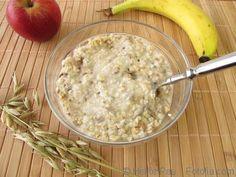 Warmes Frühstück hilft gegen Müdigkeit und Heißhunger