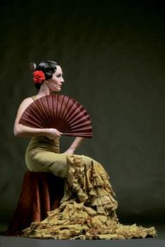 The ferocity of passion in the entire disposition of a flamenco performer.... Andalucía, Spain. http://www.costatropicalevents.com/en/themes/flamenco/the-flamenco-culture.html