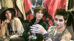 """On this episode of DTB's """"Preshow Rituals"""", the fashion-art rock band, Palaye Royale, talks about what they do before taking the stage."""