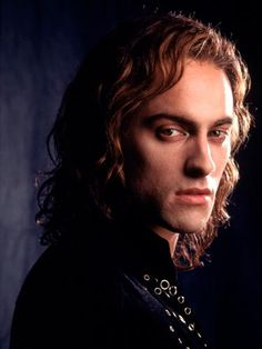 THE VAMPIRE LESTAT - I actually enjoyed Queen of the Damned with Stuart Townsend.  A much better Lestat than Tom Cruise :)