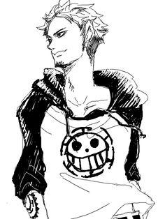 [One Piece] Fan Club du chirurgien de la mort: Trafalgar Law | MAJ Punk Hasard !