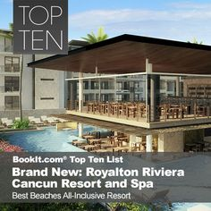 """Be among the first to stay at The Royalton Riviera Cancun (Opening January 3rd) and get exclusive """"Pre-Opening"""" rates! This 5-Star Resort will leave you speechless."""