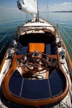 Go Sailing, Get InspiredYou can find Yacht design and more on our website.Go Sailing, Get Inspired Yacht Design, Boat Design, Sailboat Yacht, Yacht Boat, Sailing Yachts, Sailing Boat, Catamaran, Sailing Ships, Sailboat Interior