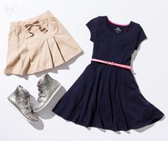 School-approved dresses & skirts for the days you feel like twirling!