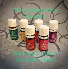 """""""Kick your butt in the cold"""" blend I started using YL oils a couple of years ago and this has been my """"go to"""" blend more often than not. When you have kids, you never want them to get sick. Living in the Arctic, the colds and coughs always make their way into our …"""