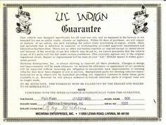 """LiL"" Indian Guarantee"