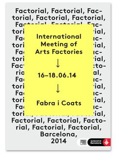 Clase bcn / Factorial Barcelona 2014