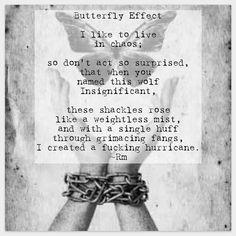 Butterfly Effect, Beautiful Butterflies, Mists, Names