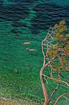 Tsamadou Beach. Kokkari. Samos!!! Beautiful Dream, Beautiful World, Beautiful Places, Samos Greece, Crete, Santorini Villas, Myconos, Kusadasi, Nature View
