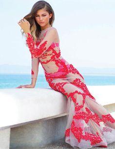 Zendaya Modeliste Magazine November 2015 scans