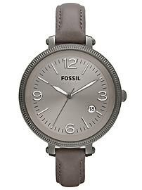 Fossil Heather Watch. Love it in this style too