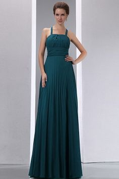 Green Ruched Chiffon Mother Of Bride Dress Evening Party Gowns, Evening Dresses, Cheap Wedding Dress, Wedding Dresses, Bride Dresses, Prom Dresses 2017, Formal Dresses, Cheap Gowns, Chiffon