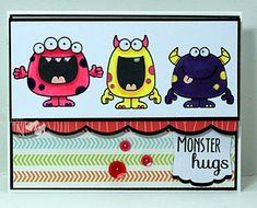 Monster Hugs~KelliJo