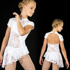 Ballet, Contemporary & Lyrical Dance Costumes : Angel