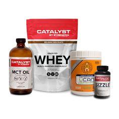 Fat loss muscle gain programme