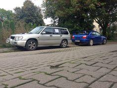Subaru famili