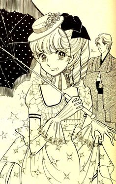 Risultati immagini per Waki Yamato Manga Anime, Old Anime, Manhwa Manga, Anime Chibi, Manga Art, Anime Art, Betty Boop, Umbrella Art, Cartoon Profile Pics