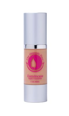organic liquid foundation for light complexions sand, organic makeup, natural foundation,