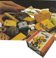 Diez alimentos desaparecidos que nos gustaría volver a probar - Yo fui a EGB