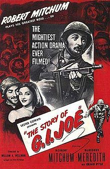 The Story of G.I. Joe (1945). D: William Wellman, Selected in 2009.
