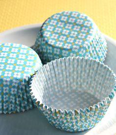 Wedding Cupcake Liners
