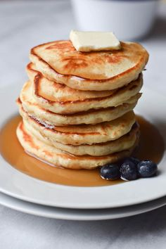 OLD-FASHIONED PANCAKES-2