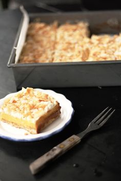 Creamy Mango Coconut Bars. Add Kief to the Cream and substitute canna butter to make the #MMJ way