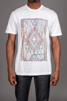 Geometric Design Tee / by Warpaint Clothing Co