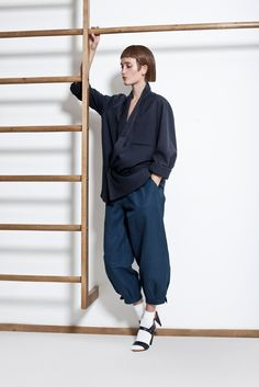 Christophe Lemaire | Spring 2012 Ready-to-Wear Collection | Style.com