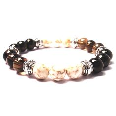 $16.99  ·  Jet, Magnesite, & Smoky Quartz are a special combination of stones said to aid and relieve painful headaches and migraines. When used regularly, this combination can also help to prevent headaches and…More #fastmigraineremedy