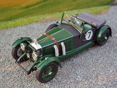 LE MANS 1929 - Invicta S Type  #7 - Top Marques